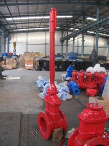 Gate Valve Resilient Z45X-14 on Sales Made in China