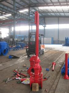 Gate Valve Rising Stem High Quality on Sale