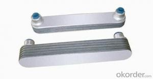 Up/ Down Conduct Oil Cooler/ Arriba/ Abajo Enfirador de Aciete