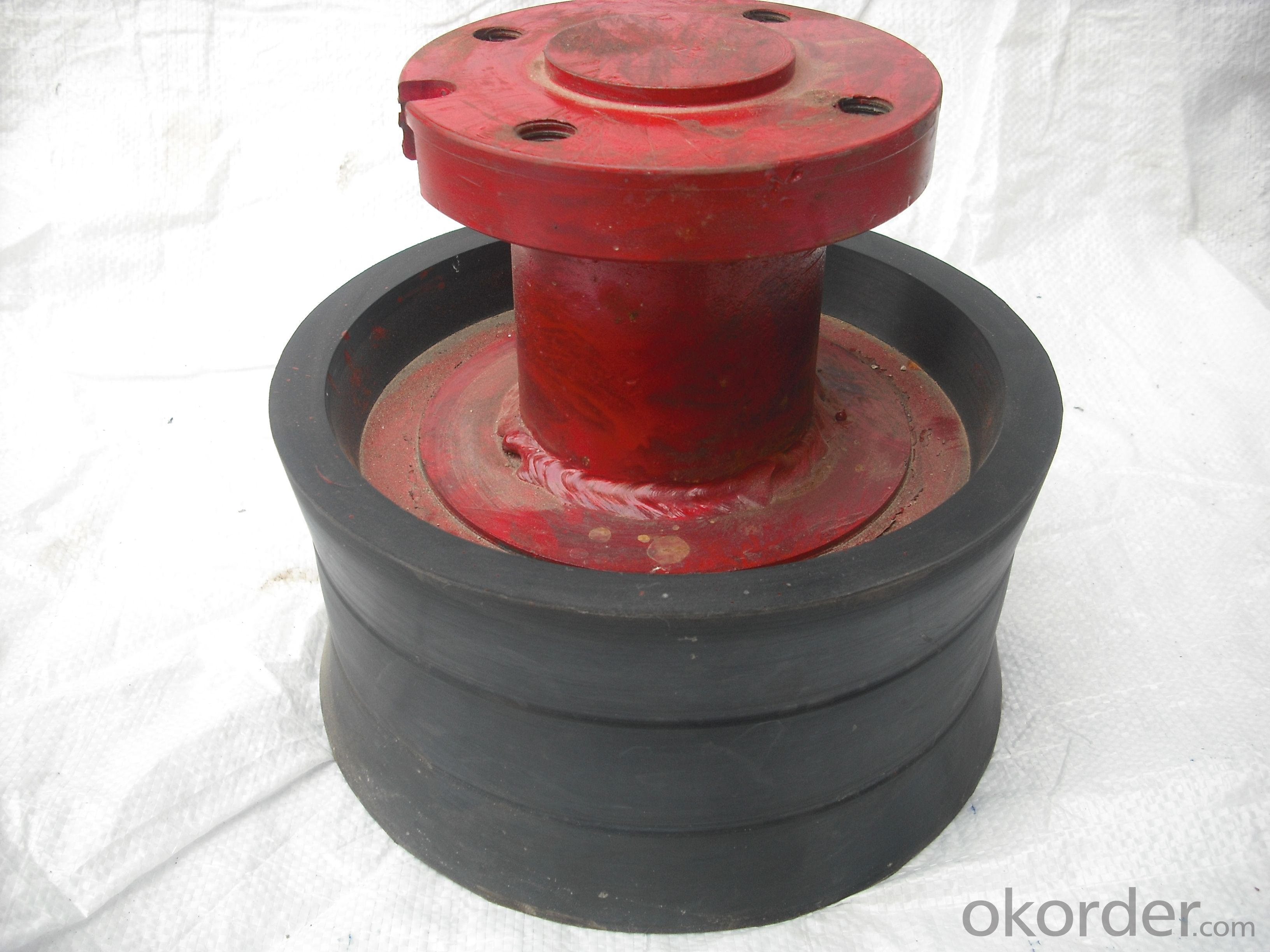 ZOOMLION RUBBER PISTON DN180 WITH HIGH QUALITY