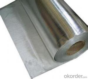 Aluminum Foil Adhesive Tape with Water-Based Glue