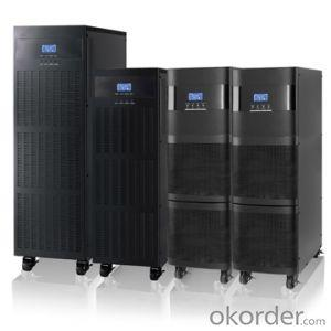 3-phase in/3-phase out 10KVA-30KVA Online UPS