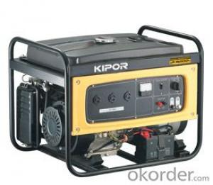 NATURAL GAS GENERATOR rated output 5.5KVA