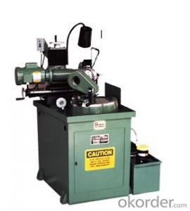 Rush drill and tool grinders Model 132C,Flood coolant system