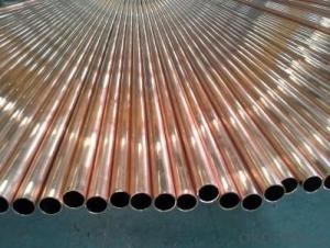 High Performance Refrigeration Copper Pipe for Refrigerating System