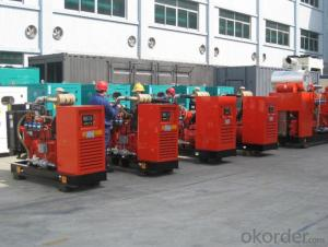 10kva Kubota Genset Diesel Generator Low Fuel Consumption