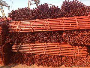 Cuplock Scaffold Highly Demanded Of Ganlvnized Steel