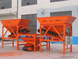 Concrete Batching Machine PL1200Z / CE & ISO Certificate