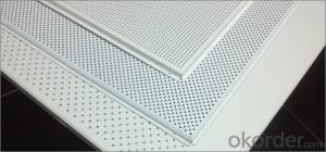 TOBOND aluminum ceiling with accessories
