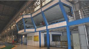 HEAVY STEEL STRUCTURE BUILDING AND PROJECT --BT- 006