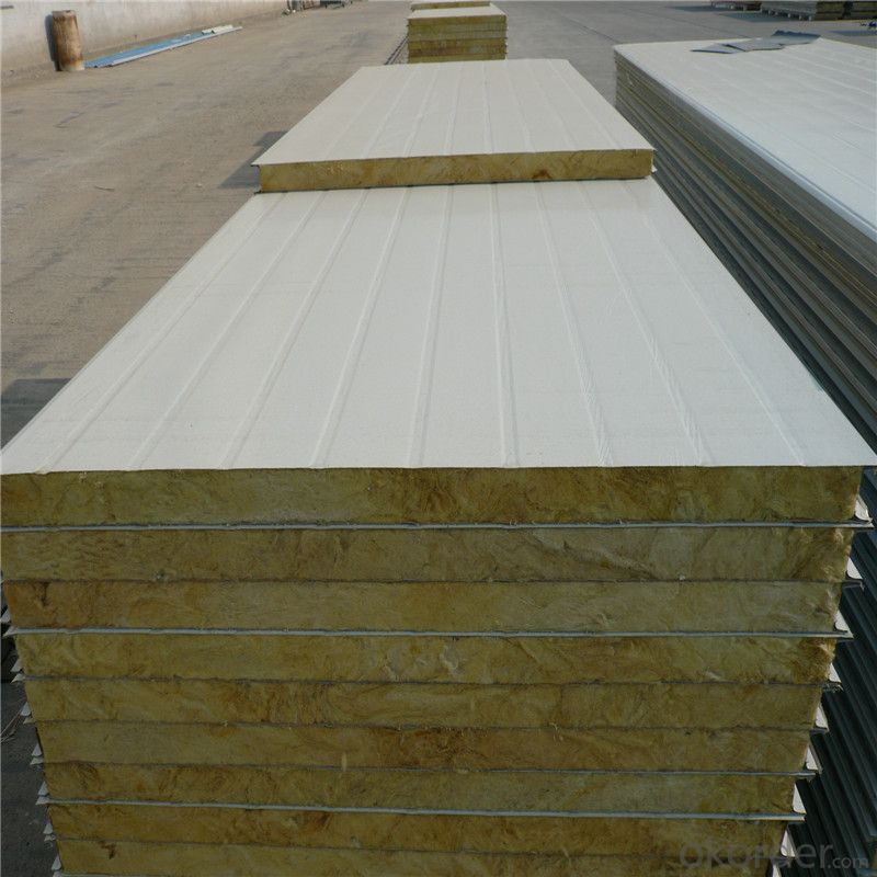 Buy Pu Polyurethane Sandwich Panel For Insulated Panels
