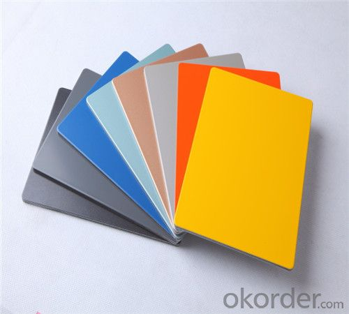 TOBOND aluminium wall cladding/aluminum cladding/ wall tiles/ ad board /outdoor panel/pcdf sheet