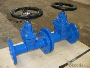 Ductile Iron Gate Valve Manual Operated