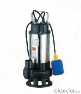 V Series Submersible Sewage Pump with Cutting System (V1300DF)
