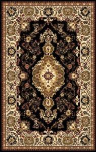 Wilton Jacquard persian carpet rug Hot sale machine made washable