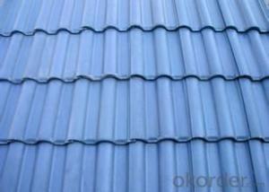 AL prepainted roof sheet / colour corrugated prepainted sheet