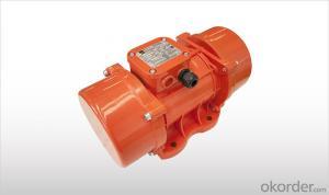 External Electric Motovibrators Milling Range MVE-Milling