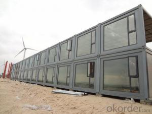 High quality modern flat pack cheap container house