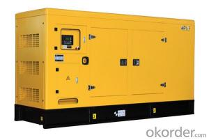 Natural Gas Powered Backup Genset Diesel Generator 1000kva