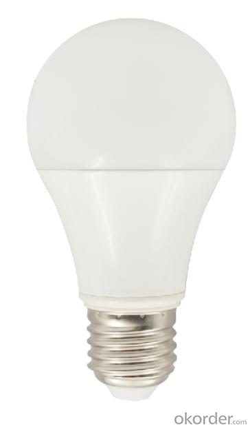 LED A60 BULB LIGHT   A60E27-TP011-2835T5W