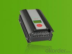 MPPT Wind Solar Hybrid Street Light Controller