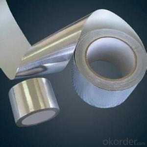 Aluminum Foil Self-adhesive Tape Cut Roll