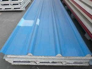 EPS sandwich panel for roof hot sell from china