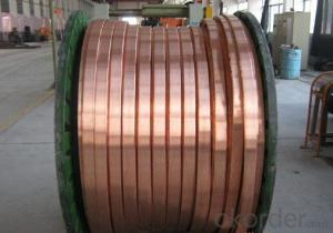 Oxygen-free Copper Busbar With High Conductivity