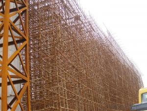 Cup-lock Scaffolding Used for High-rise Building, Best Prices and Great Reputation