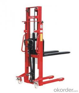 STACKER PRODUCT SERIE - Hand stacker-CTY series