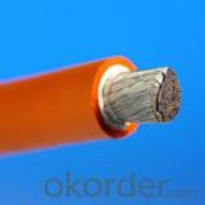 Flexible Copper Conductor Rubber Welding Cable