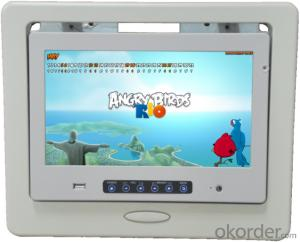 Super TFT LCD Monitor BVH-101 Headrest Model