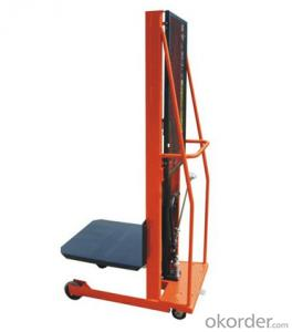 STACKER PRODUCT SERIE : Hand stacker- 3W235