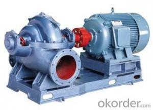 Horizontal Semi Open Double Suction Pump with High Quality