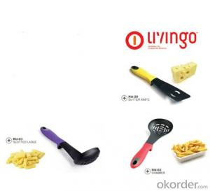 ART no.08 Nylon Kitchenware set for cooking