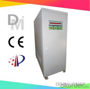 Photovoltaic Inverter 50KW Off Grid Three Phase