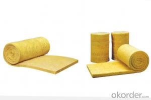 Glass Fiber Thermal Insulation  Wool Blankets