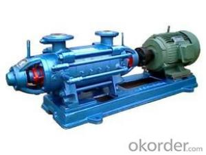 MD (S) Type Multistage Centrifugal Pump with High Quality