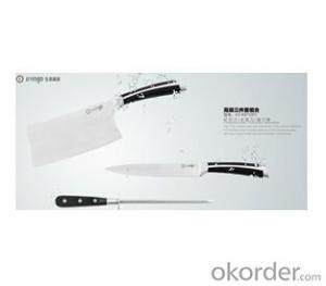 Art no. HT-KP1001  Stainless steel knife set