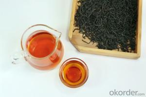 Organic black tea -Lapsang Souchong Black Tea