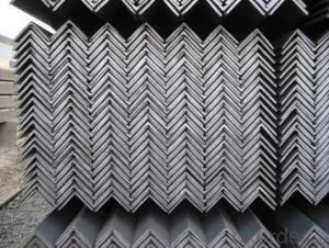 Angle steel GB Q235B 20-250MM hot rolled