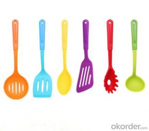 ART no.05 Silicone Kitchenware set for cooking