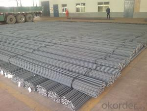 Steel Rebar, Deformed Steel Bar, Iron Rods for Construction or Concrete