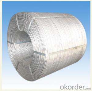 Aluminum Wire Rod 6101/6201 for Electric Cable