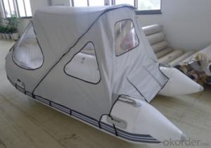 Inflatable Boat  2015 Newest Fiberglass Fishing Boat