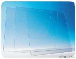 ITO glass with oxide film for solar modules production
