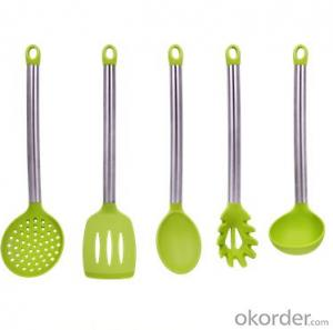 ART no.12 Silicone Kitchenware set for cooking