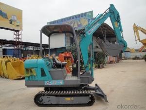 Litter excavator for 1T-5T excavator manufacturers