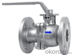 Ball Valve Stainless Steel & Carbon Steel
