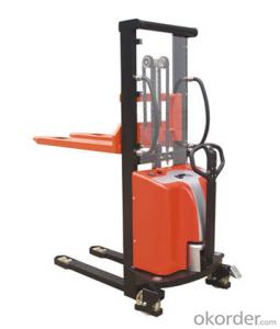 Semi-electric Stacker SPM15